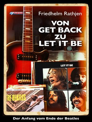 cover image of Von Get Back zu Let It Be