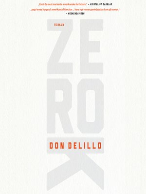 cover image of Zero K