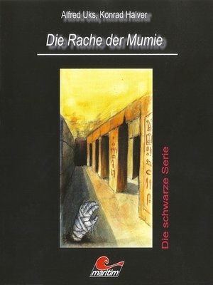 cover image of Die schwarze Serie, Folge 1