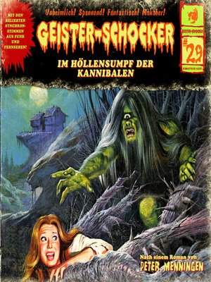 cover image of Geister-Schocker, Folge 29