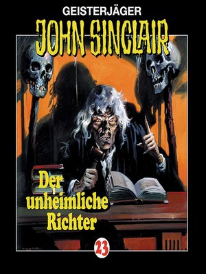 cover image of John Sinclair, Folge 23