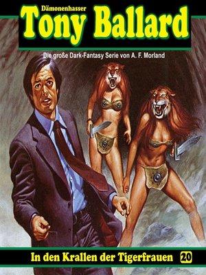 cover image of Tony Ballard, Folge 20
