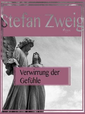 cover image of Verwirrung der Gefühle