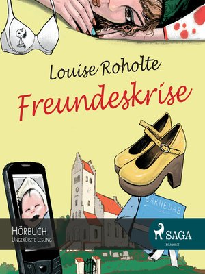 cover image of Freundeskrise