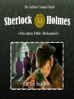cover image of Sherlock Holmes, Die alten Fälle (Reloaded), Fall 54