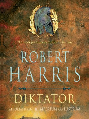 cover image of Diktator--Cicero 3