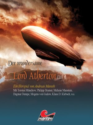cover image of Der wundersame Lord Atherton, Der wundersame Lord Atherton, Teil 3