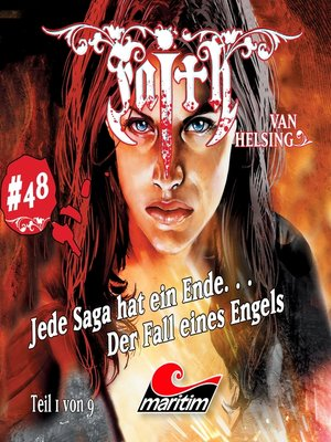 cover image of Faith--The Van Helsing Chronicles, Folge 48