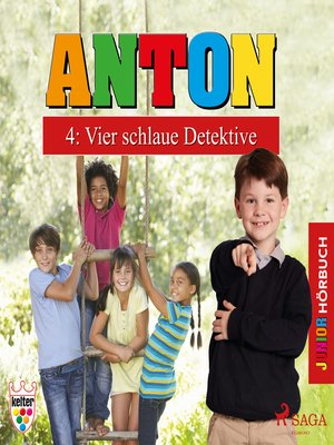 cover image of Anton, 4