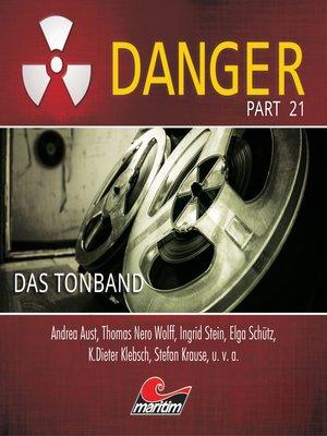 cover image of Das Tonband