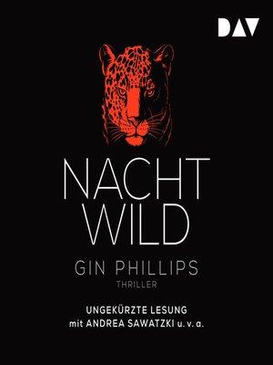 cover image of Nachtwild