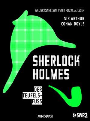 cover image of Sherlock Holmes, Folge 8