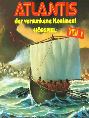 cover image of Atlantis der versunkene Kontinent, Folge 1