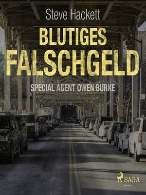 cover image of Blutiges Falschgeld--Special Agent Owen Burke 6