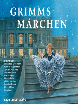 cover image of Grimms Märchen
