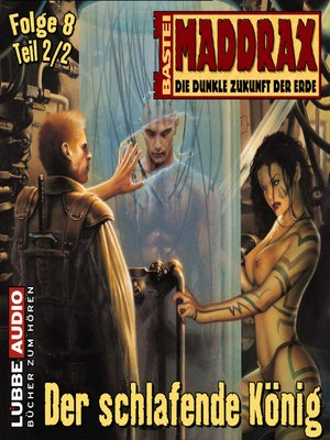 cover image of Maddrax, Folge 8