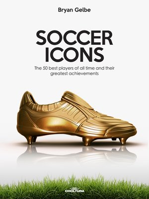 cover image of SOCCER ICONS