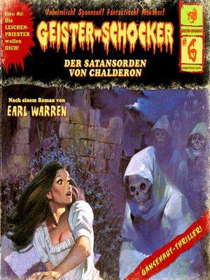 cover image of Geister-Schocker, Folge 6