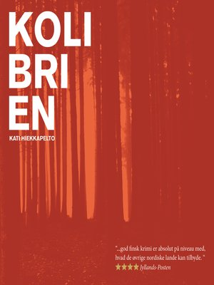 cover image of Kolibrien