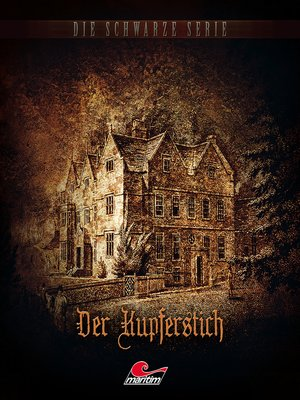 cover image of Die schwarze Serie, Folge 9