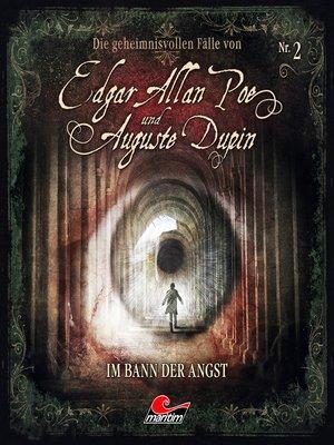 cover image of Edgar Allan Poe & Auguste Dupin, Folge 2