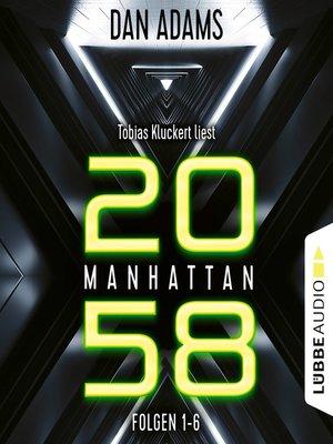 cover image of Manhattan 2058, Sammelband