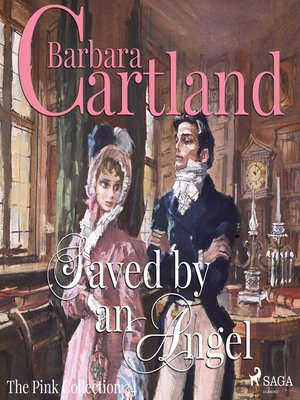 cover image of Saved by an Angel--The Pink Collection 34