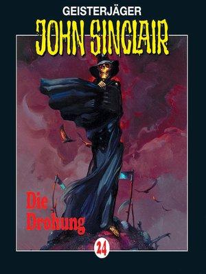 cover image of John Sinclair, Folge 24