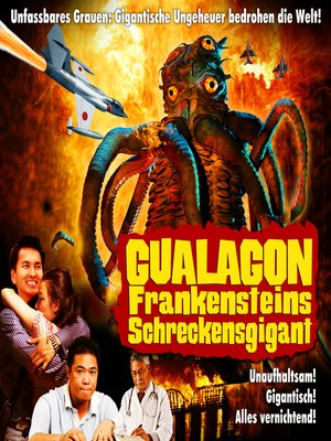 cover image of Gualagon, Frankensteins Schreckensgigant