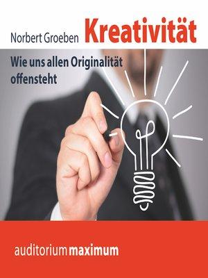cover image of Kreativität