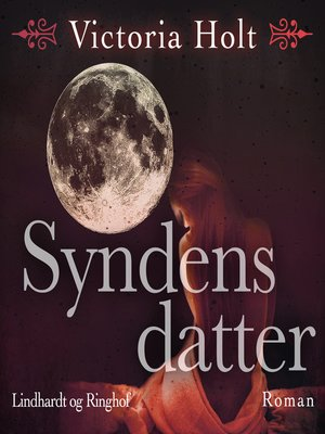 cover image of Syndens datter