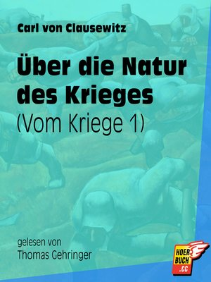 cover image of Vom Kriege, Band 1