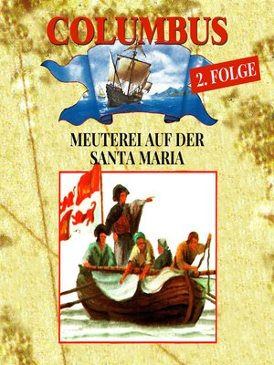 cover image of Columbus, Folge 2