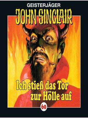 cover image of John Sinclair, Folge 60