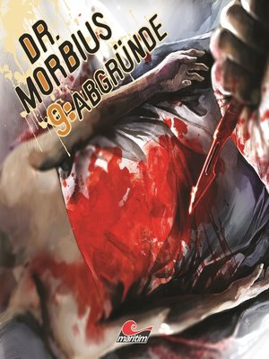 cover image of Dr. Morbius, Folge 9