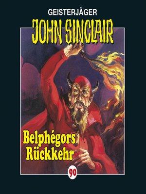 cover image of John Sinclair, Folge 90