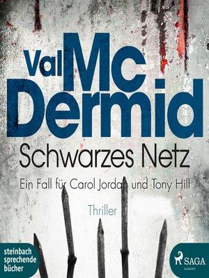 cover image of Schwarzes Netz