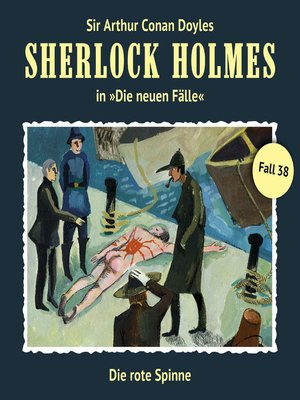 cover image of Sherlock Holmes, Die neuen Fälle, Fall 38