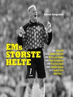 cover image of EMs største helte