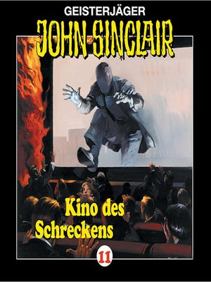 cover image of John Sinclair, Folge 11