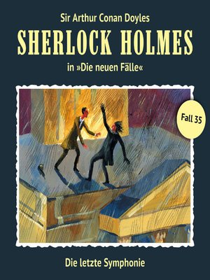 cover image of Sherlock Holmes, Die neuen Fälle, Fall 35