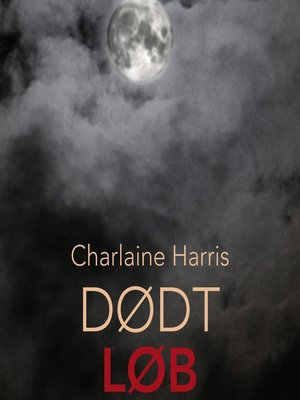 cover image of Dødt løb--True Blood 12