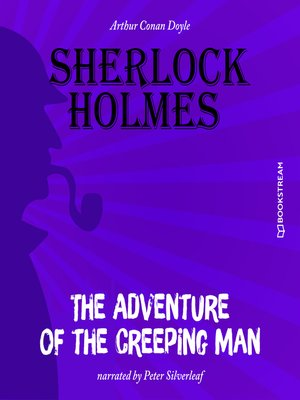 cover image of The Adventure of the Creeping Man