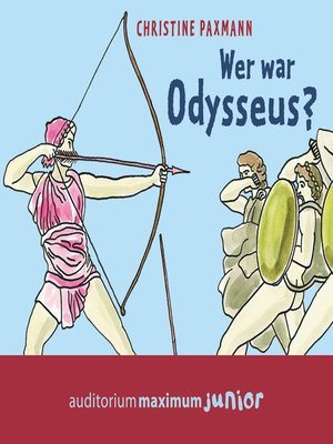 cover image of Wer war Odysseus?