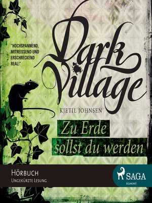 cover image of Dark Village, Folge 5