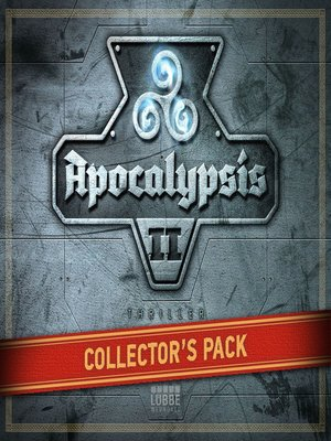 cover image of Apocalypsis, Staffel 2
