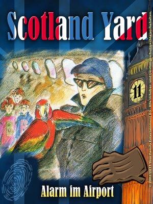 cover image of Scotland Yard, Folge 11