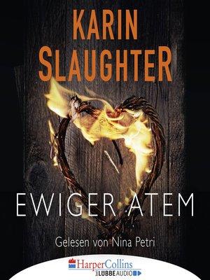 cover image of Ewiger Atem--Kurzgeschichte