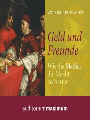cover image of Geld und Freunde (Ungekürzt)