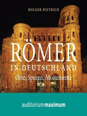 cover image of Römer in Deutschland